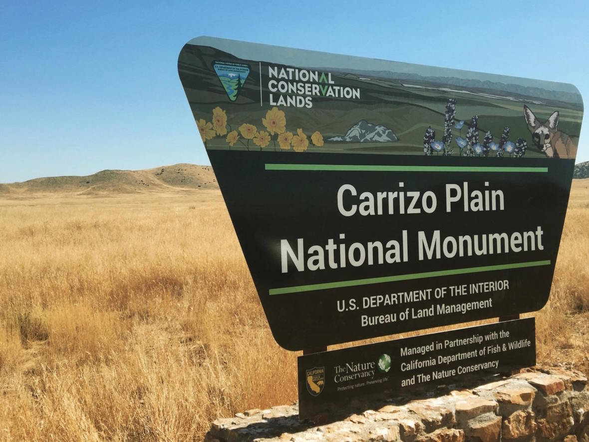 New Oil Drilling Approved in Carrizo Plain National Monument