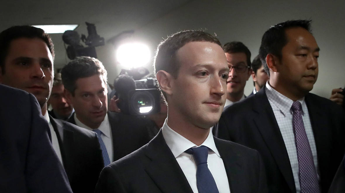 Facebook In Congress: What to Expect When Zuckerberg Goes to Capitol Hill