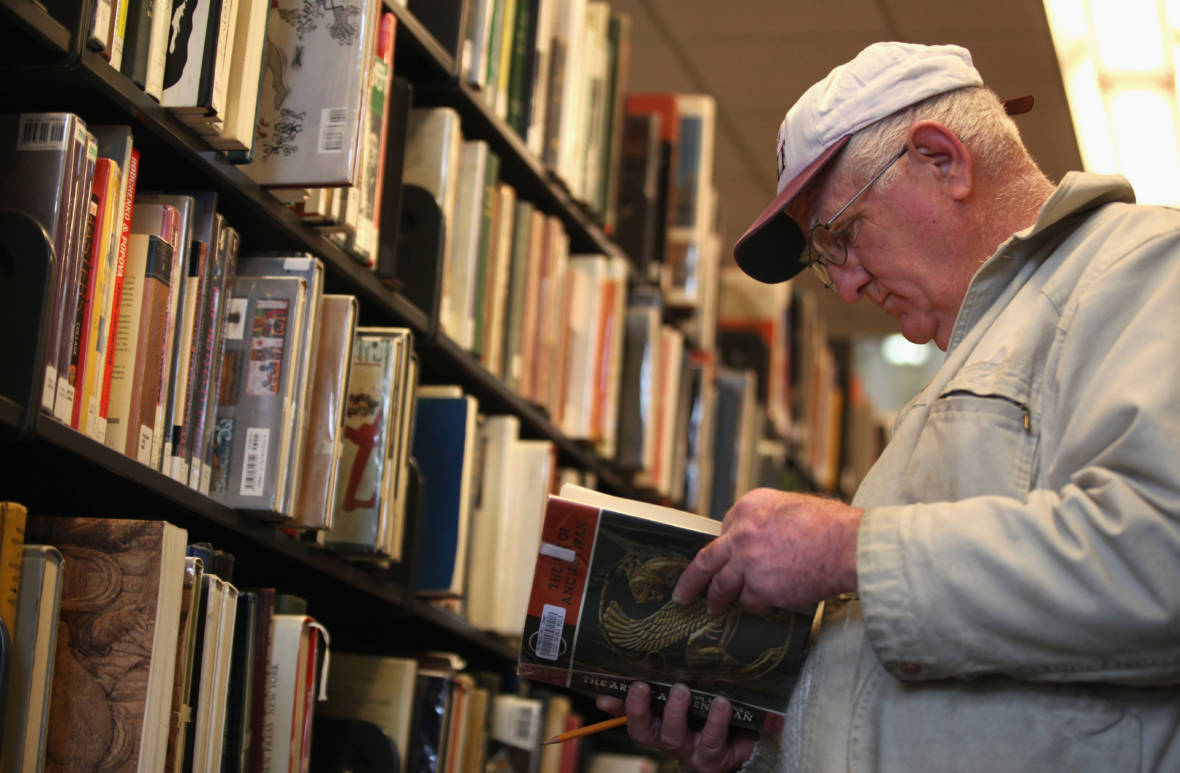 Book 47 Years Overdue Returned to San Francisco Library