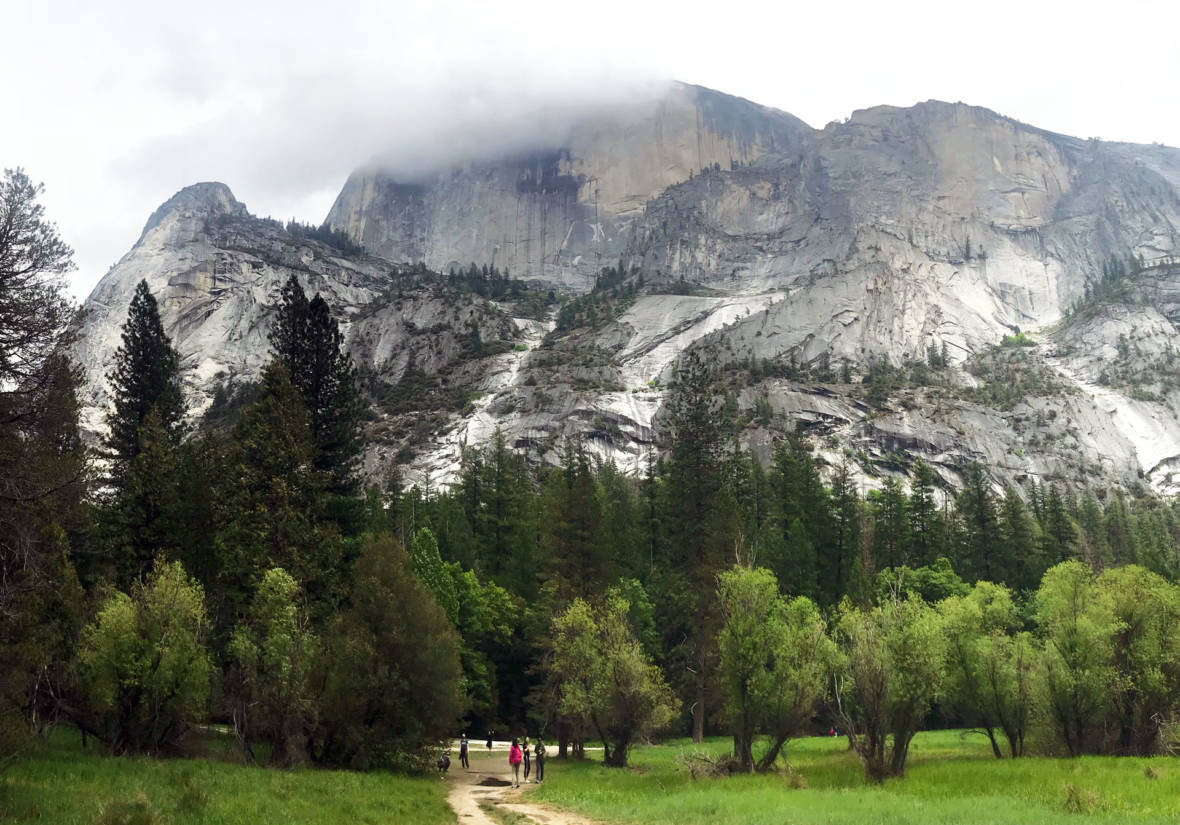 Hiker Identified After Fatal Fall From Yosemite's Half Dome Trail