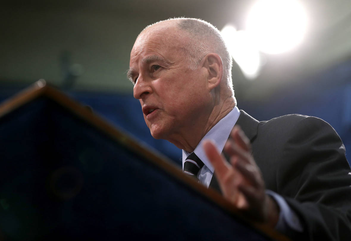 Gov. Jerry Brown: Criminal Justice Initiative Is 'Poorly Drafted'