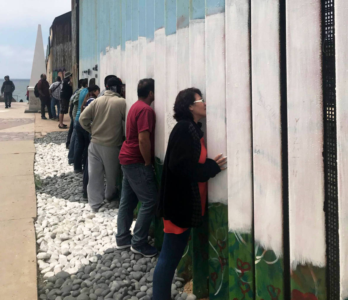 Voices From Friendship Park on the San Diego-Tijuana Border