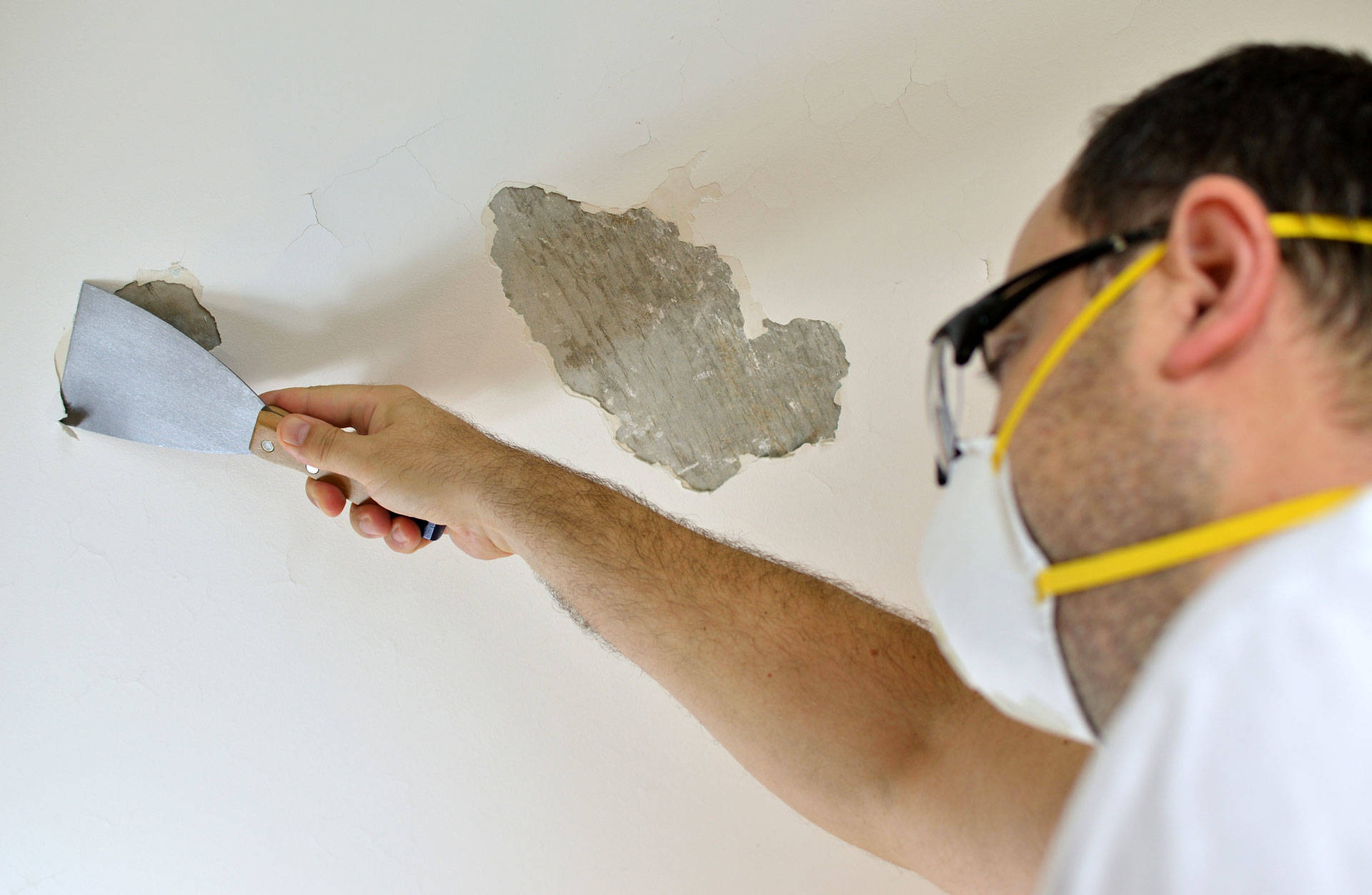 Lead was a common paint ingredient in the early 20th century. Over time scientists found that lead exposure causes brain damage in young children. Getty Images
