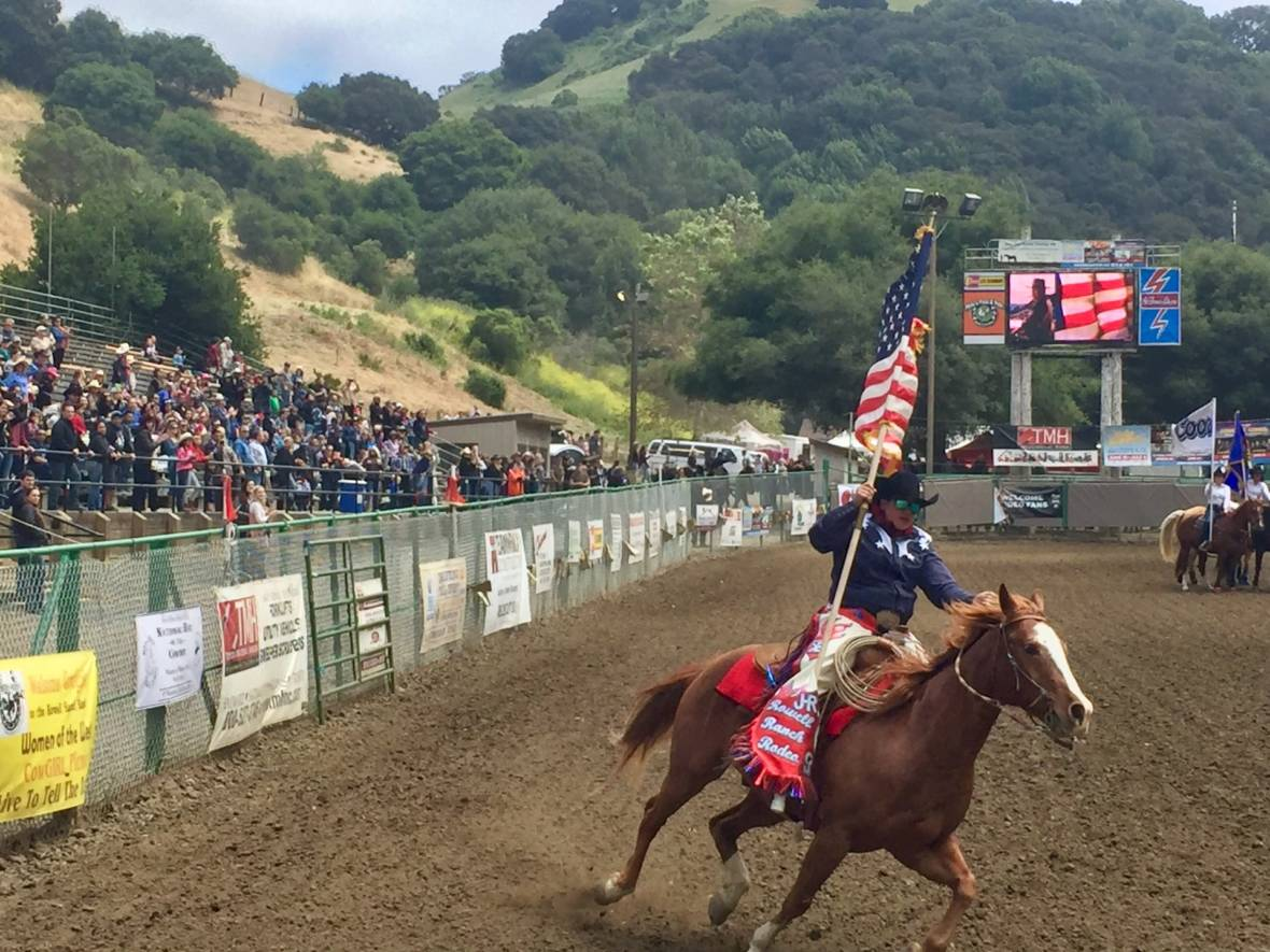 PHOTOS: Cowboys Flock to Castro Valley for the Rowell Ranch Rodeo