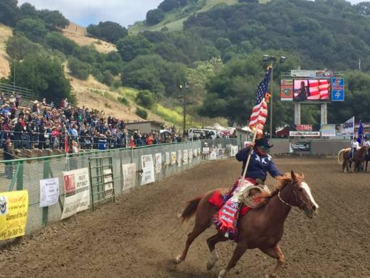 Photos Cowboys Flock To Castro Valley For The Rowell