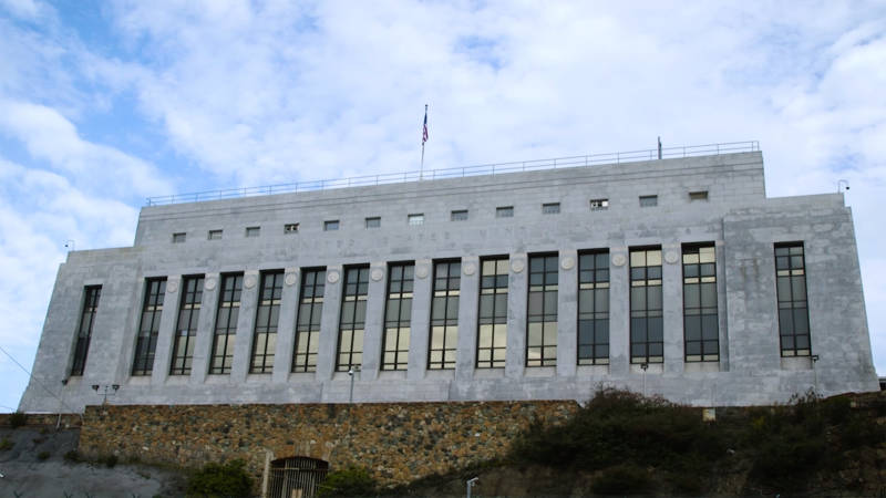 The new San Francisco Mint
