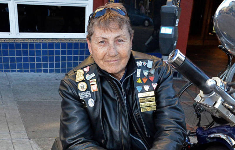 Dykes on Bikes Co-founder Soni Wolf Dies