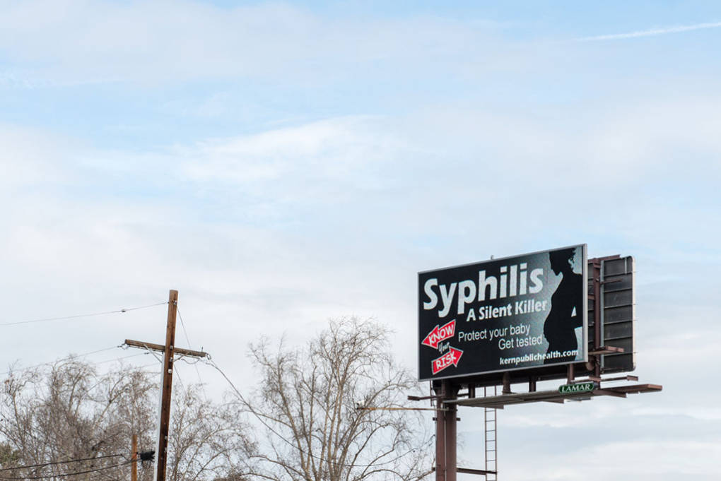 California's Deadly STD Epidemic Sets Record