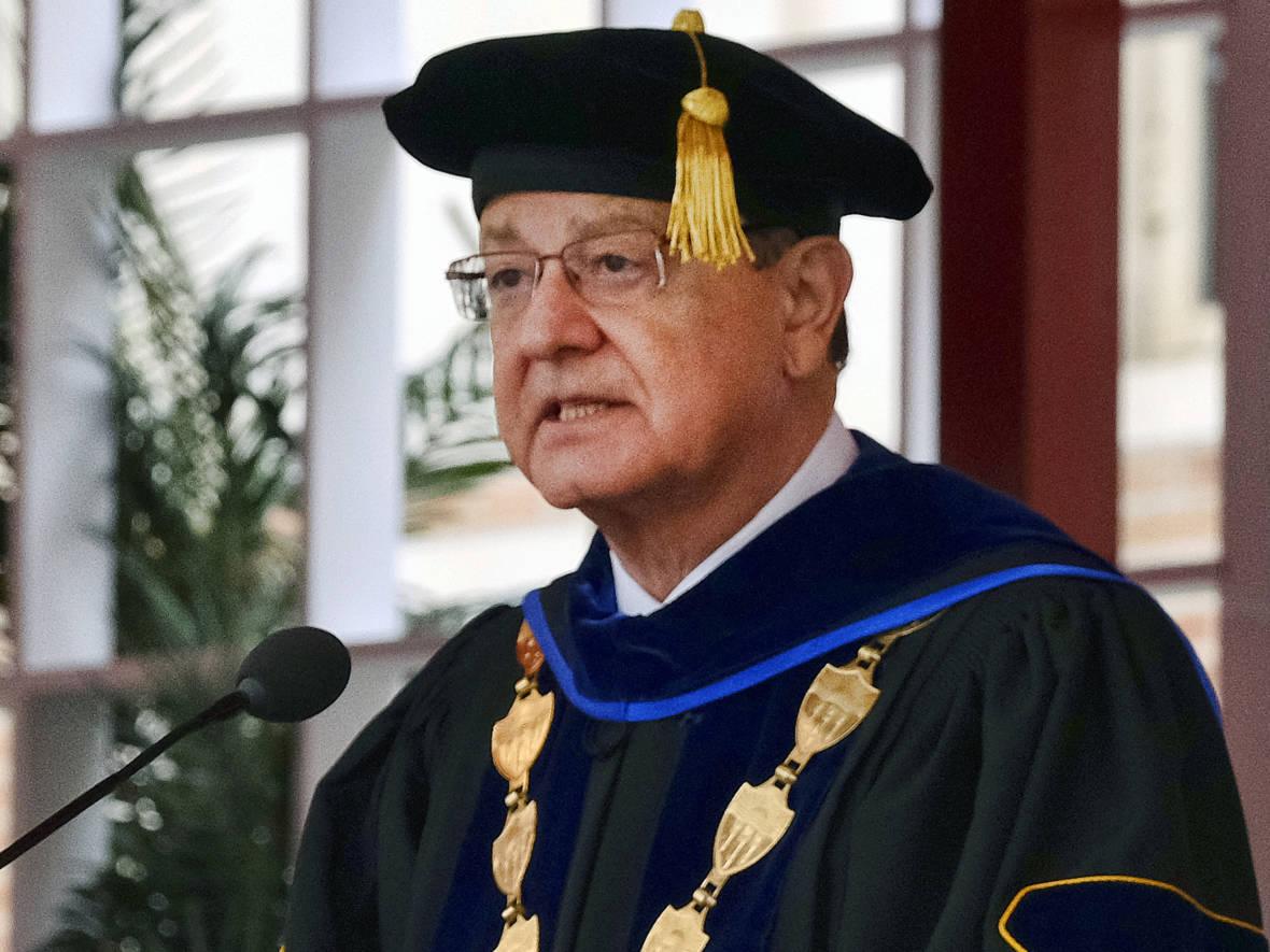 USC President C.L. Max Nikias Stepping Down Amid Gynecologist Scandal