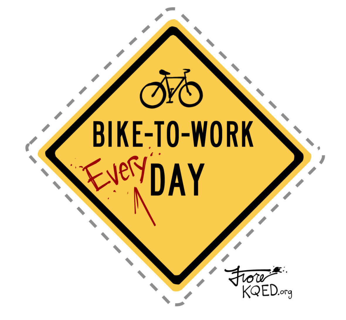 Happy Bike to Work Day