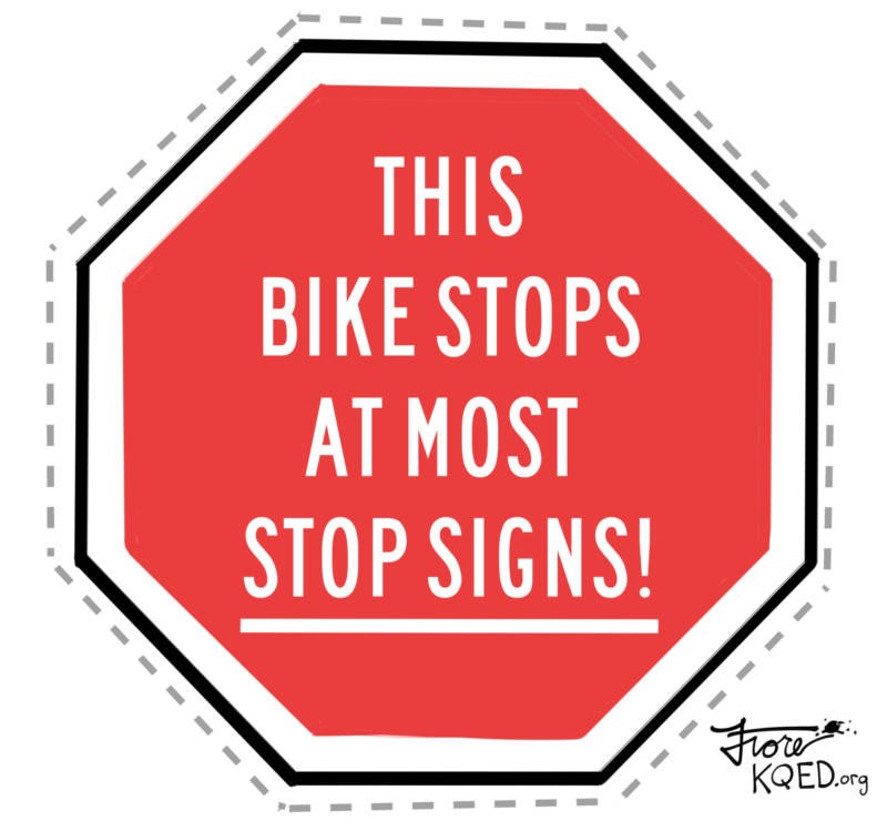 Most Stop Signs by Mark Fiore