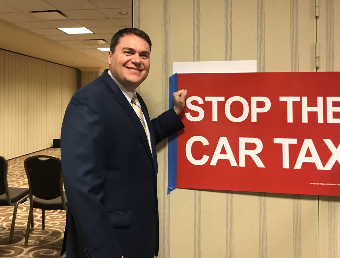 One Thing California Republicans Agree On? Repealing the Gas Tax