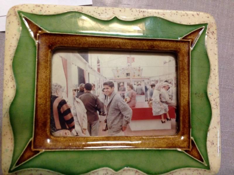Robert F. Kennedy's convicted assassin Sirhan Sirhan, just after graduating from Eliot Junior High School in Pasadena.