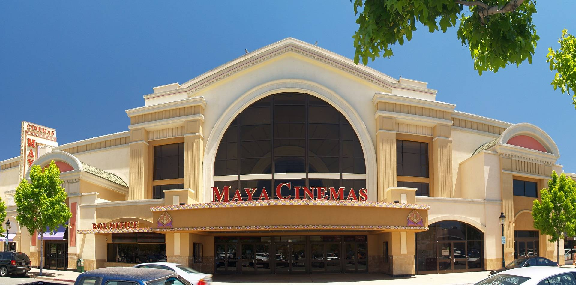 The Maya Cinemas in Salinas. Stephen Gough/Flickr