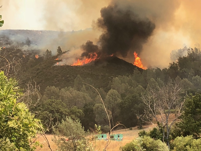 Lake County Hit By Wildfire 4th Straight Year