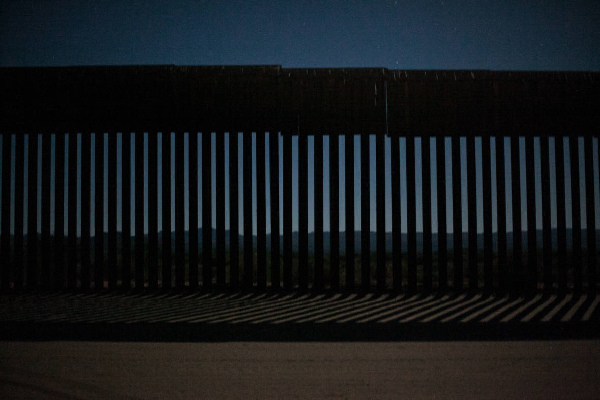 Reporter's Notebook: A Night at The Border
