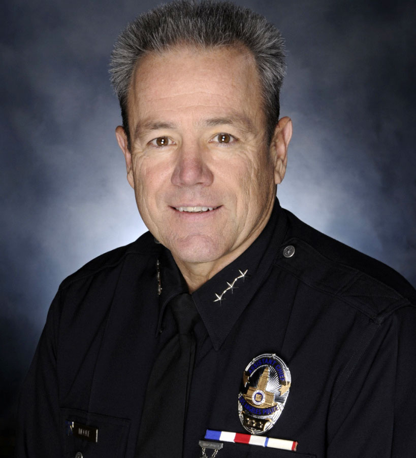Michel Moore to Replace Charlie Beck as LAPD Chief