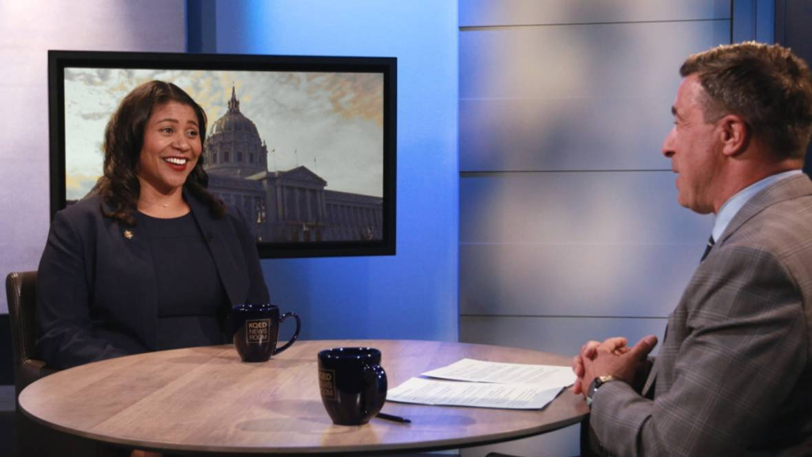 San Francisco Mayor-elect London Breed, Tech Developments and 'What Truth Sounds Like'
