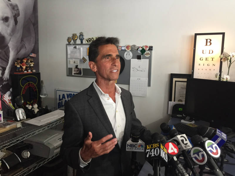 Former state Sen. Mark Leno conceded the race for San Francisco mayor on June 13, 2018.