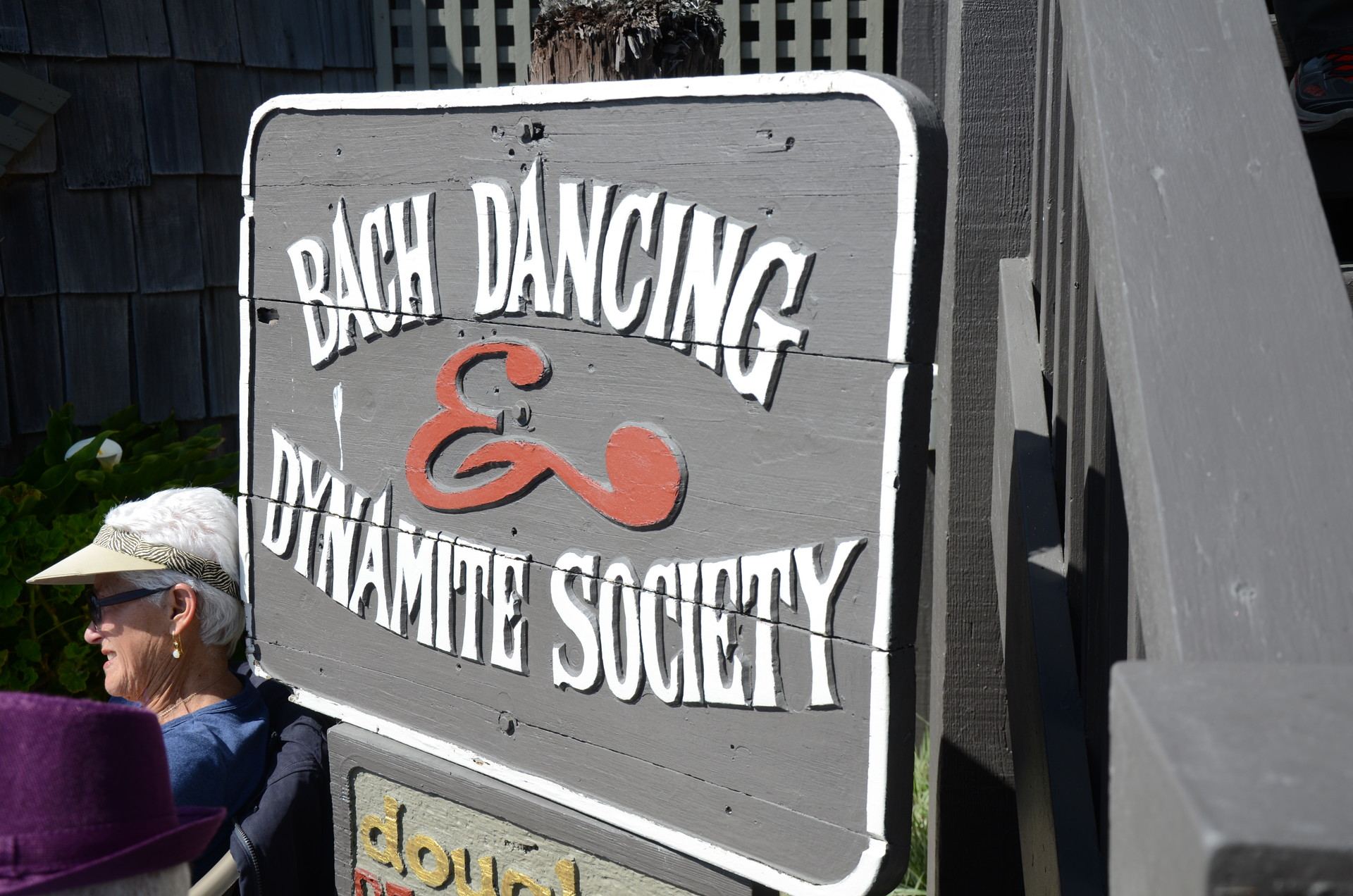 The Bach Dancing and Dynamite Society in Half Moon Bay grew out of the impromptu jazz concerts Pete Douglas would throw in his living room.