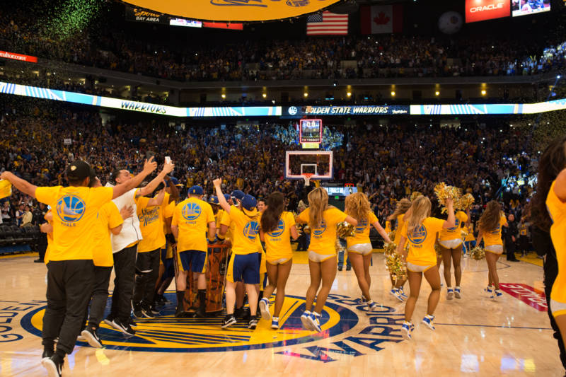 The Golden State Warriors defeated the Cleveland Cavaliers for their third NBA Championship title in four years.