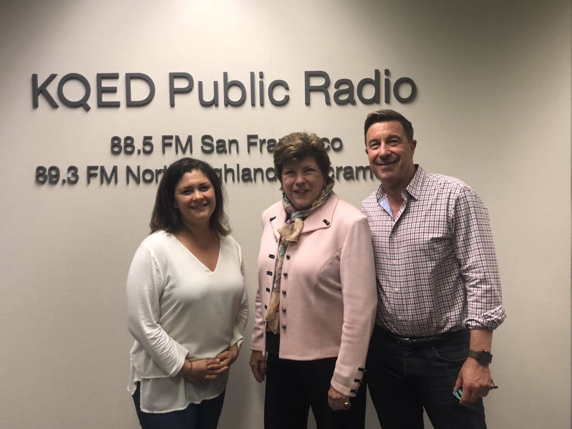 London Breed's New Life as Mayor-elect and What Delaine Eastin Learned in Her Run for Governor