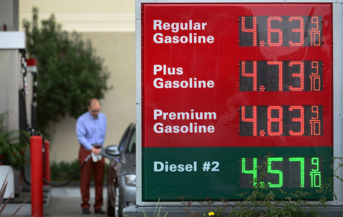 Is the Gas Tax Repeal Measure the New Proposition 13?