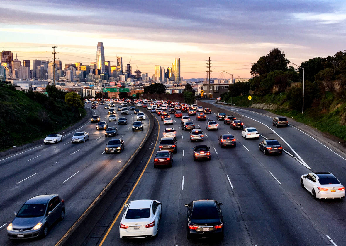 City Analysis: Uber, Lyft Are Biggest Contributors to Slowdown in S.F. Traffic