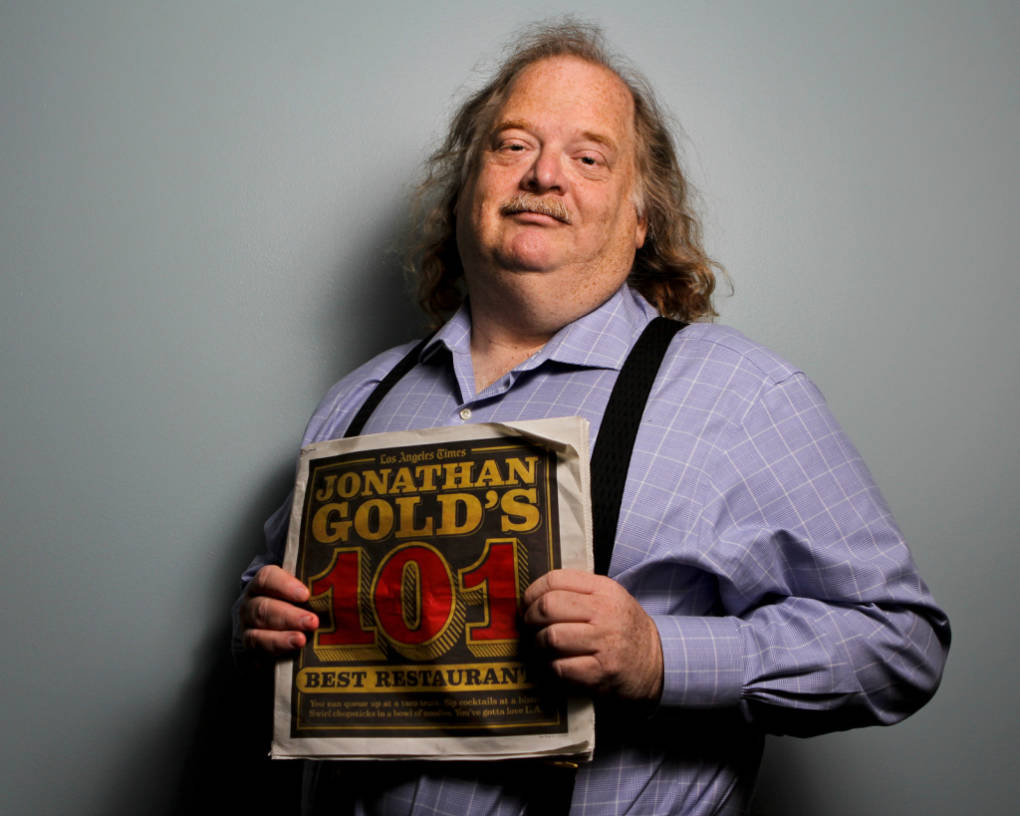 Beloved L.A. Food Critic Jonathan Gold Dies at 57