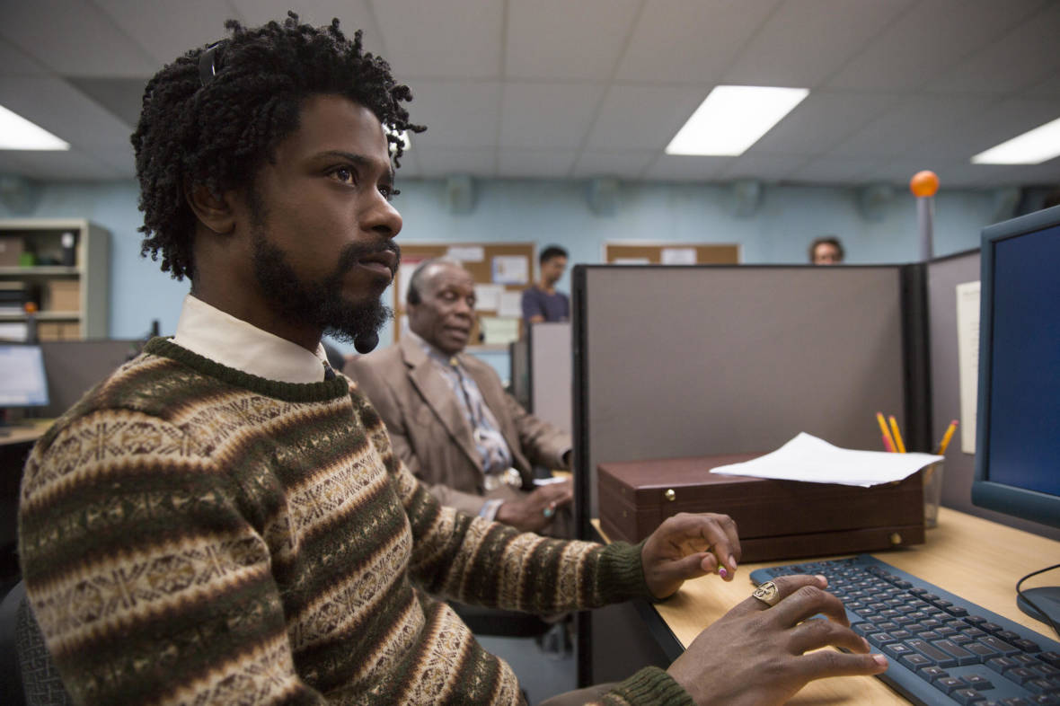'Sorry to Bother You', 'BlacKkKlansman' Heighten 'White Voice' Consciousness
