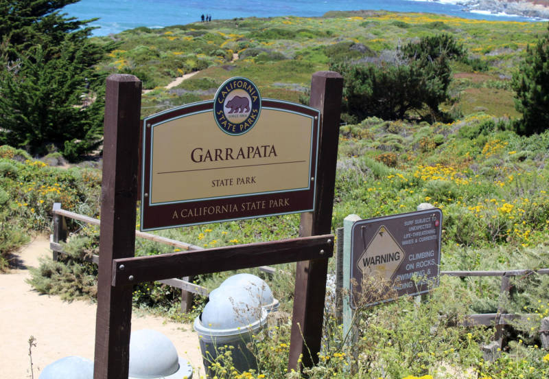 Two new bathrooms will be added to Garrapata State Park to help alleviate the problem. One will likely go near the beach and the other by the Soberanes Creek trailhead.