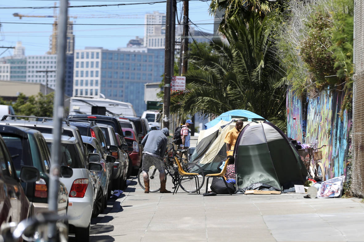 Legislature Approves Measure Aimed at Helping Homeless With Serious Mental Health Problems