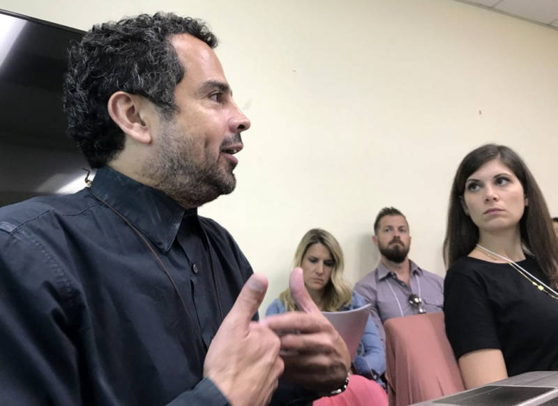Guillermo Torres, an organizer with Clergy & Laity United for Economic Justice, suggests ways that pastors can help an immigrant community facing pressure under the Trump administration.