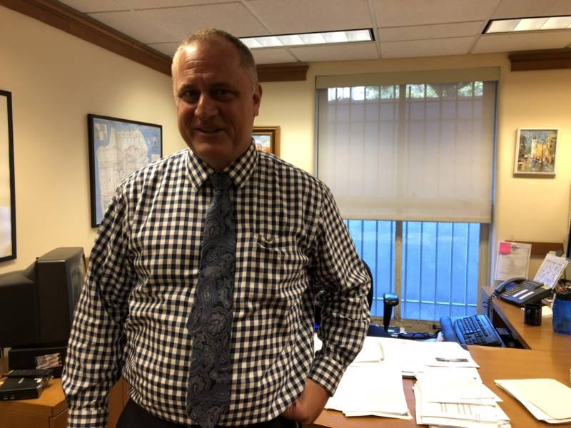 John Arntz, director of San Francisco's elections department.