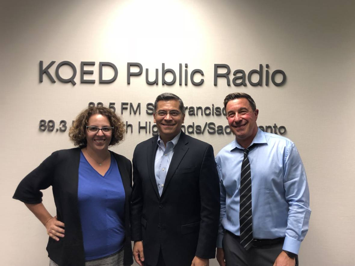 Attorney General Xavier Becerra on California's Legal Battles with the Trump Administration