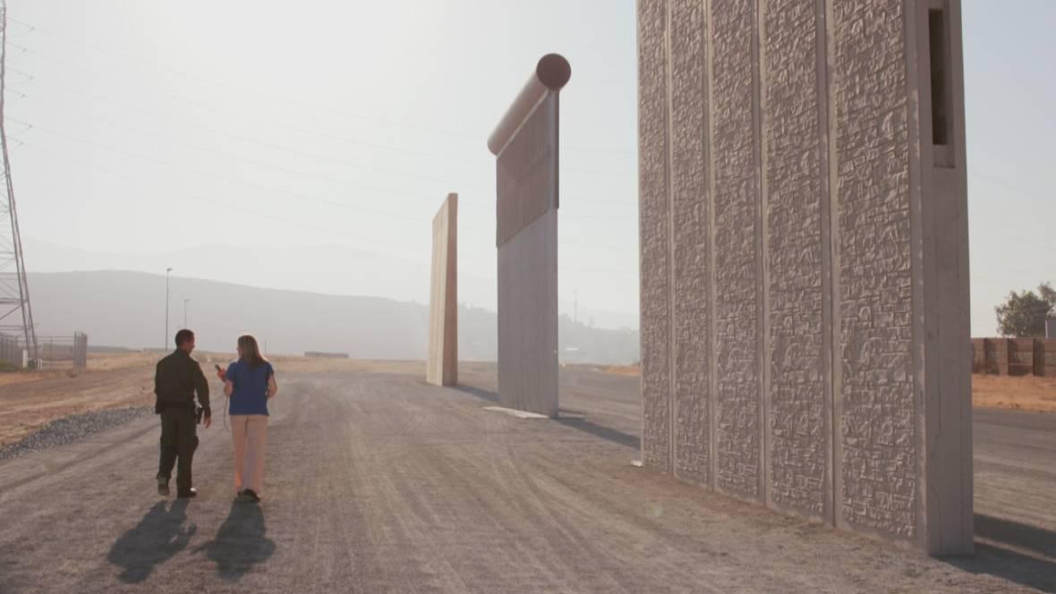 Patrolling The Border in the Trump Era