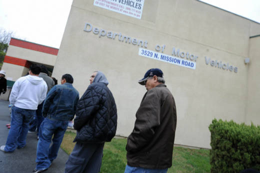 Long Lines at California DMV Prompt Anguish, Anger and Calls