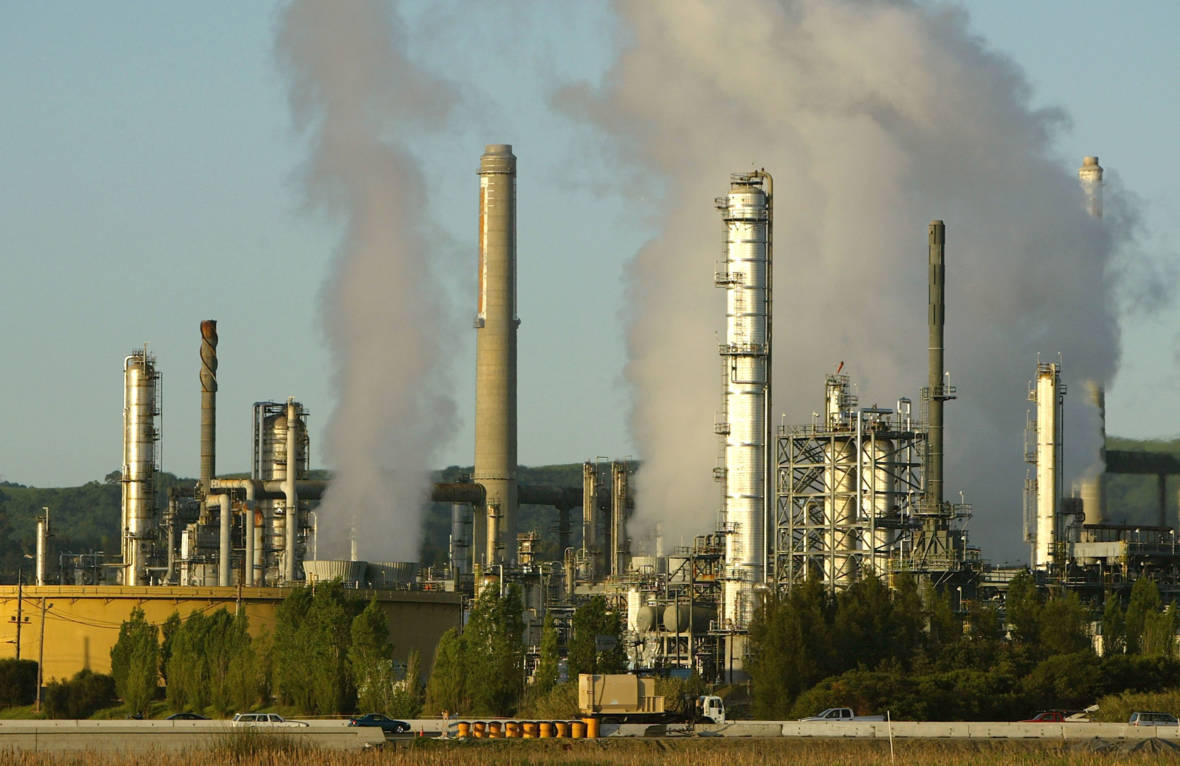 Shell to Pay $50,000 Fine for Releasing 20 Tons of Gas From Martinez Refinery