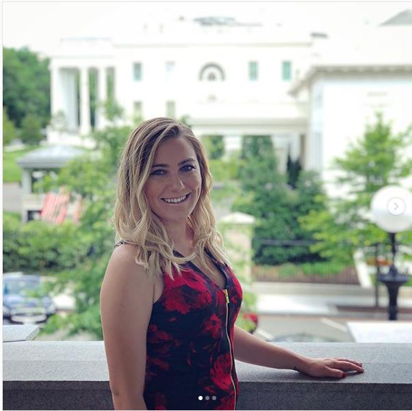 Congressional Candidate Morgan Murtaugh.