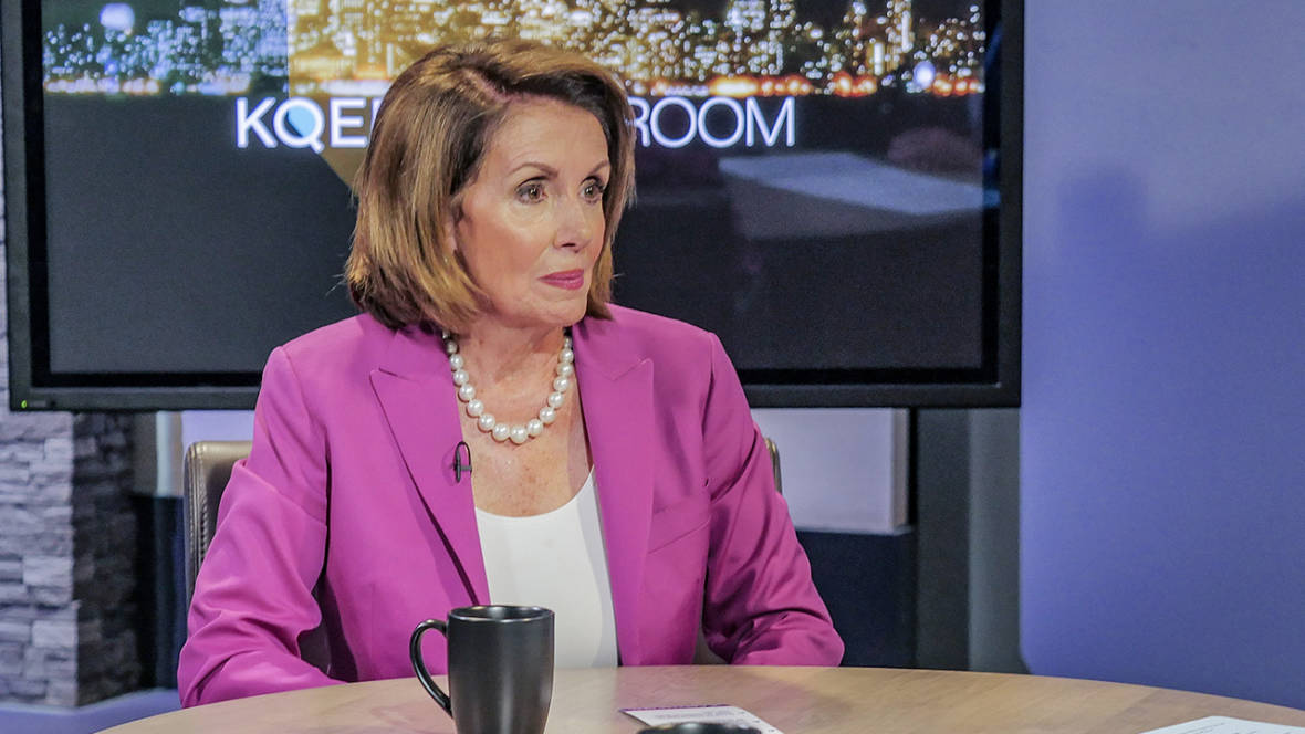 Nancy Pelosi, Leah Busque, Week in Politics