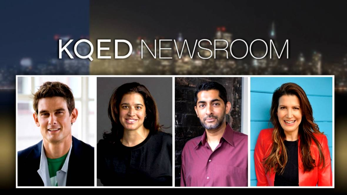 KQED Newsroom Special: Local Business Leaders