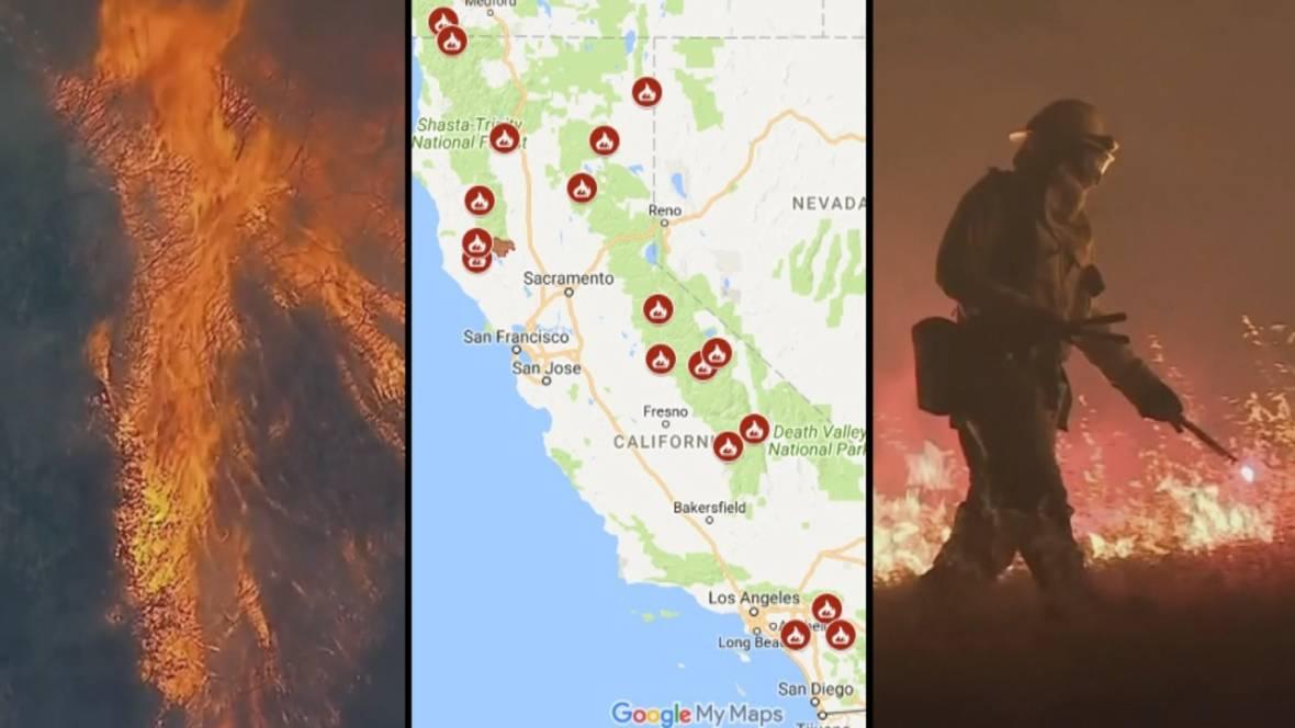 California Wildfires, Prop. 10: Rent Control, Brandless CEO Tina Sharkey