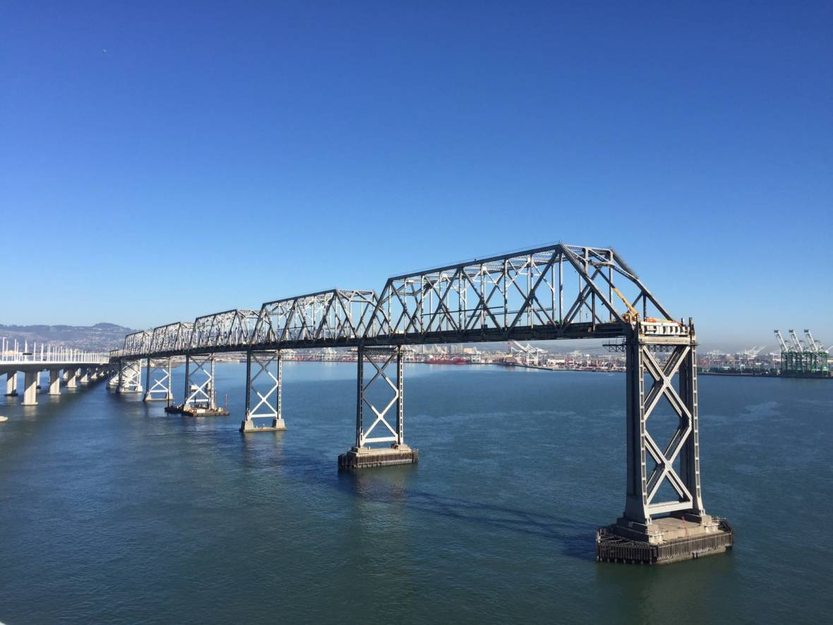 Bay Bridge Dismantling Project Was a Lead-Contamination Site