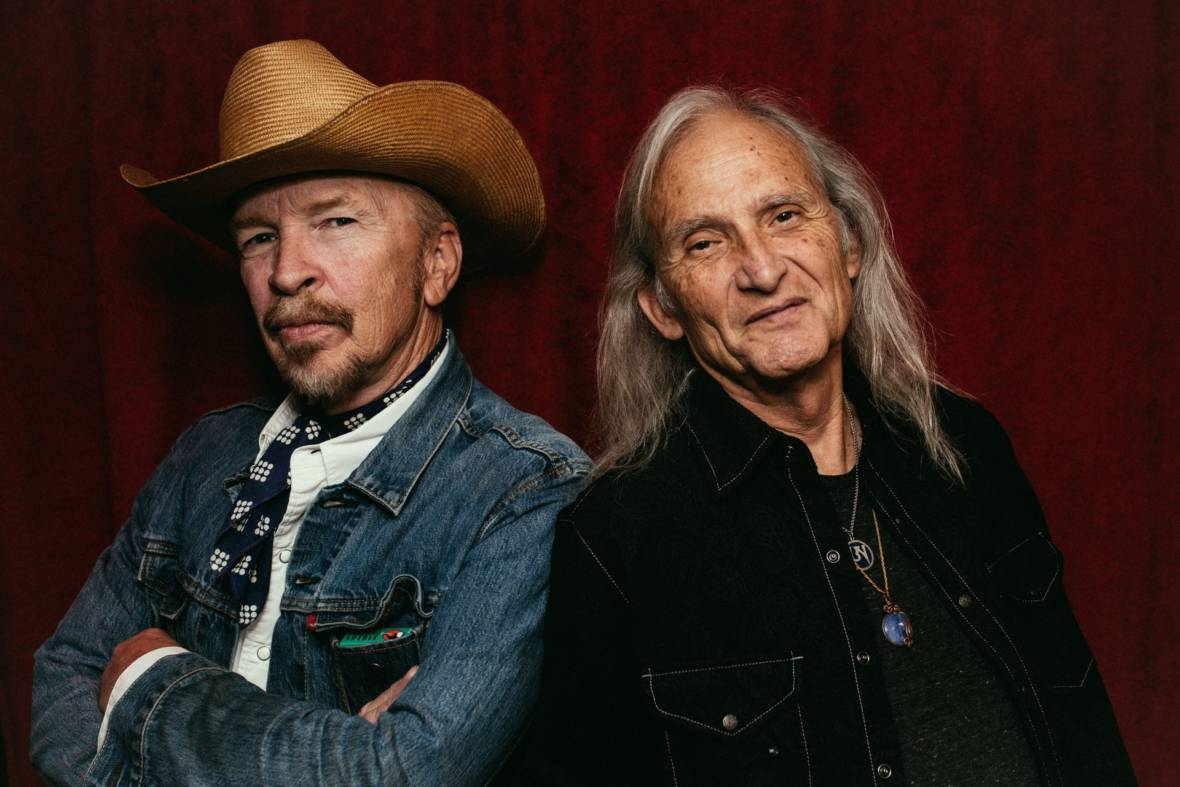 Dave Alvin and Jimmie Dale Gilmore Intertwine Their Musical Roots on 'Downey to Lubbock'
