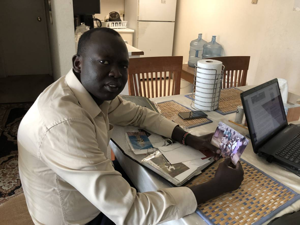 A 'Lost Boy of Sudan' Looks Back at How Civil War Tore Him From His Mother