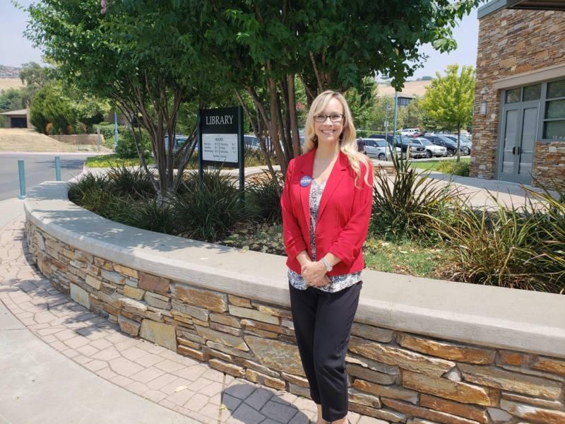 Janelle Horne, candidate for El Dorado County Clerk Recorder.