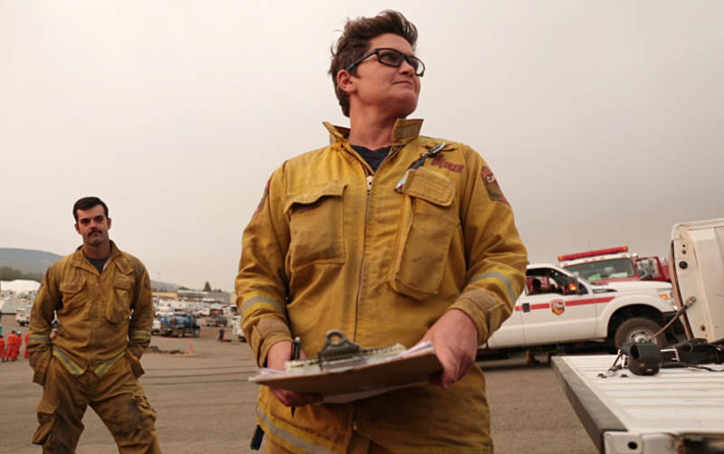 Behind the Lines With a Cal Fire Strike Team