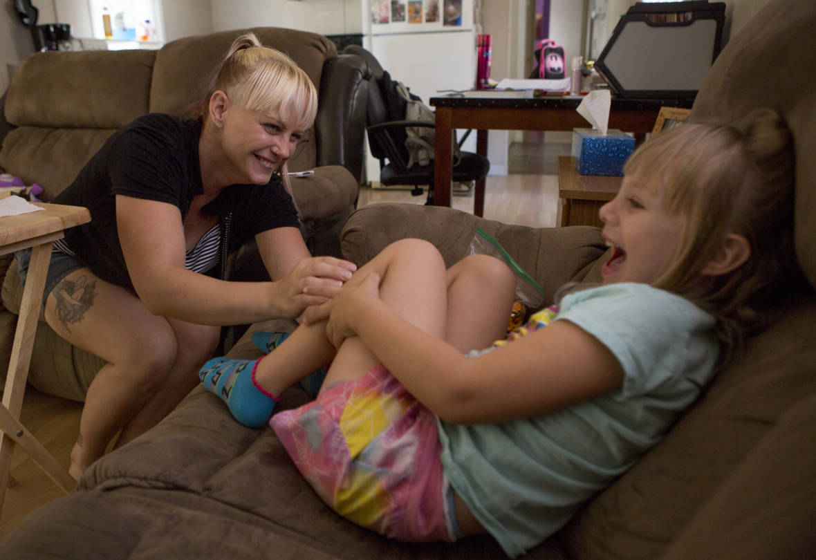 Childhood Trauma Can Mean Early Death. This California Mom Wants to Beat the Odds