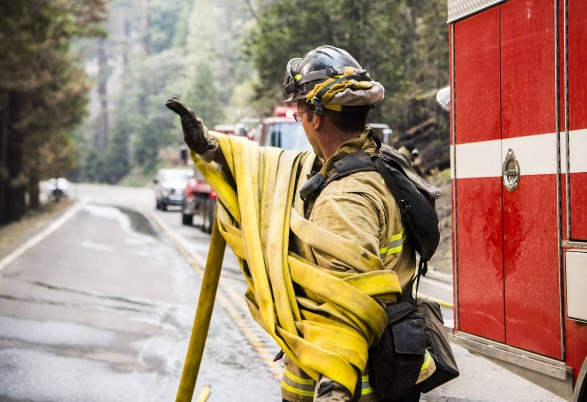 Deadly Ferguson Fire Burning Near Yosemite Fully Contained After More Than a Month