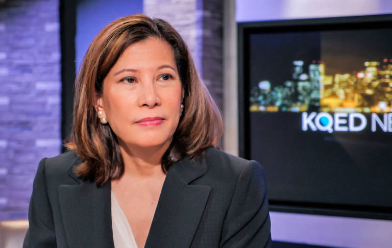 California Chief Justice Tani Cantil-Sakauye praised the move to end money bail.